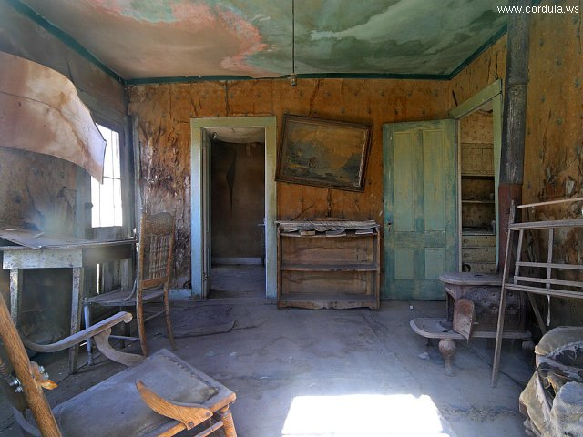 Cordula's Web. PDPHOTO.ORG. Bodie Ghost House.